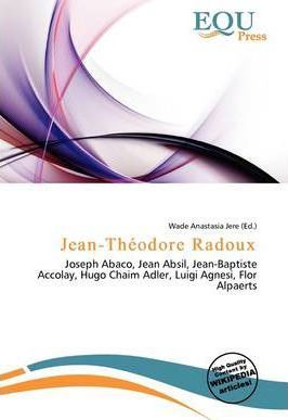 Jean-Th Odore Radoux