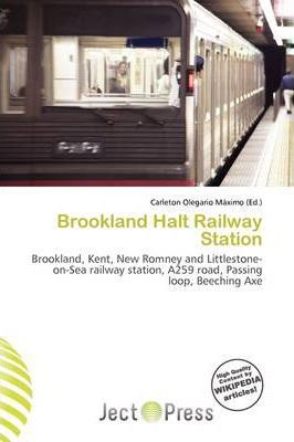 Brookland Halt Railway Station