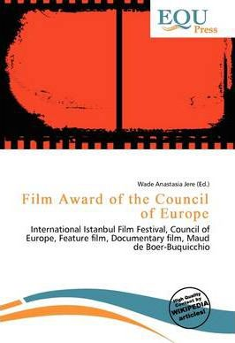 Film Award of the Council of Europe
