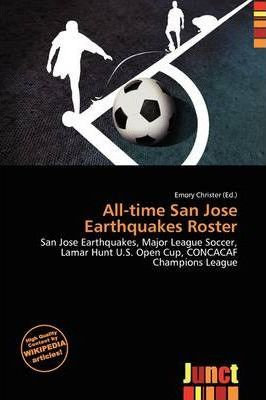 All-Time San Jose Earthquakes Roster