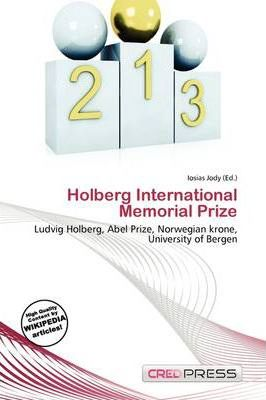 Holberg International Memorial Prize