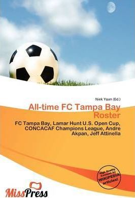 All-Time FC Tampa Bay Roster