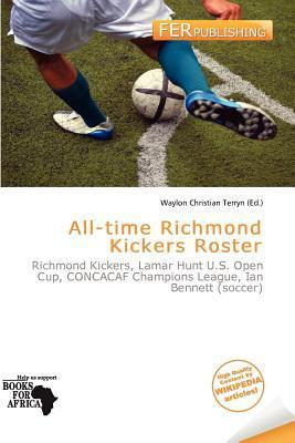 All-Time Richmond Kickers Roster