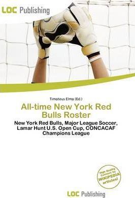 All-Time New York Red Bulls Roster