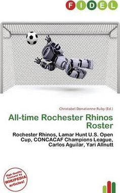 All-Time Rochester Rhinos Roster