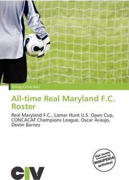 All-Time Real Maryland F.C. Roster