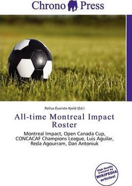 All-Time Montreal Impact Roster