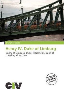 Henry IV, Duke of Limburg