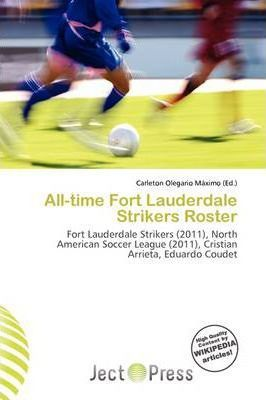 All-Time Fort Lauderdale Strikers Roster