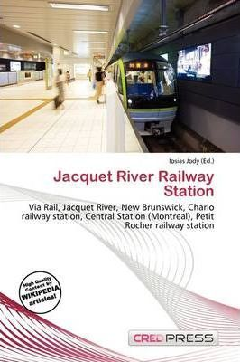 Jacquet River Railway Station