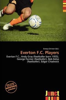 Everton F.C. Players