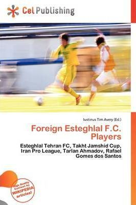 Foreign Esteghlal F.C. Players