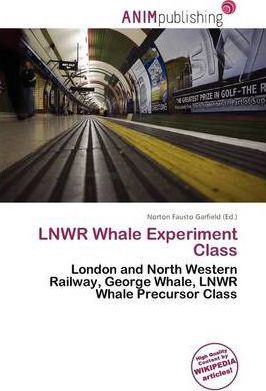 Lnwr Whale Experiment Class