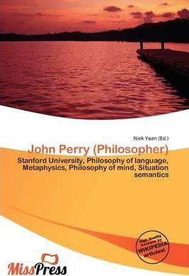 John Perry (Philosopher)