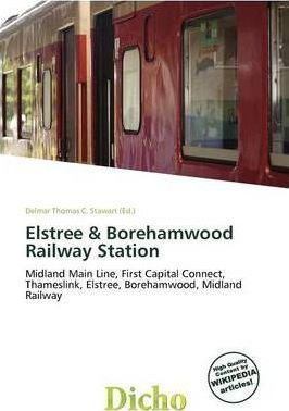 Elstree & Borehamwood Railway Station