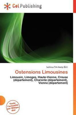 Ostensions Limousines
