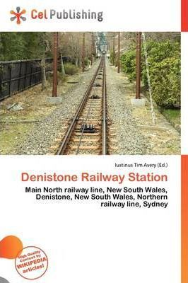 Denistone Railway Station