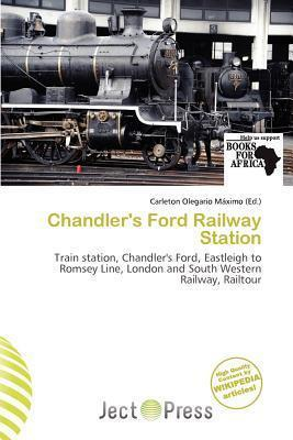 Chandler's Ford Railway Station