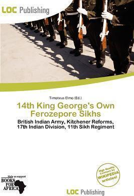 14th King George's Own Ferozepore Sikhs