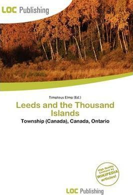 Leeds and the Thousand Islands