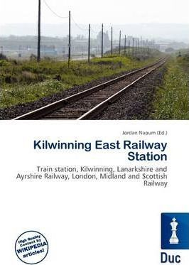 Kilwinning East Railway Station