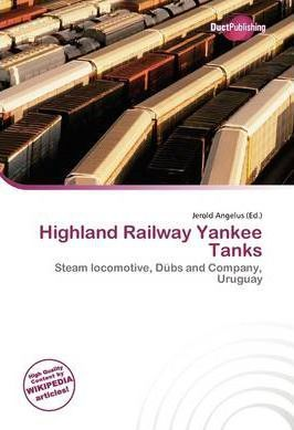 Highland Railway Yankee Tanks