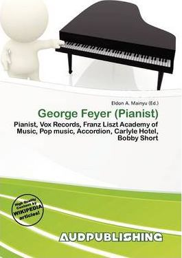 George Feyer (Pianist)
