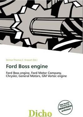 Ford Boss Engine
