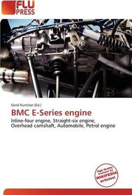 Bmc E-Series Engine