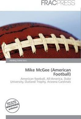 Mike McGee (American Football)