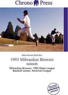 1993 Milwaukee Brewers Season