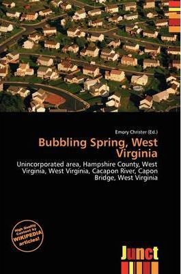 Bubbling Spring, West Virginia