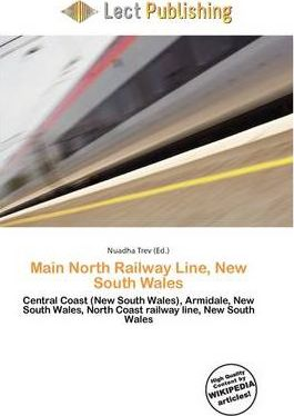Main North Railway Line, New South Wales