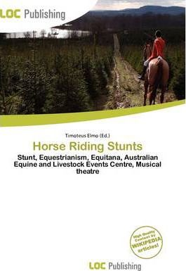 Horse Riding Stunts