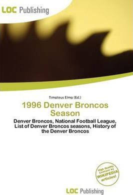 1996 Denver Broncos Season
