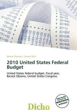 2010 United States Federal Budget