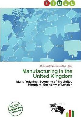 Manufacturing in the United Kingdom