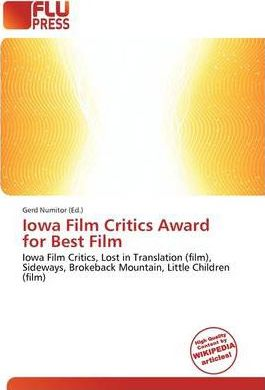 Iowa Film Critics Award for Best Film
