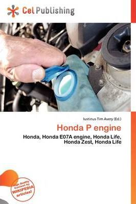 Honda P Engine