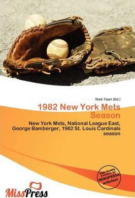 1982 New York Mets Season