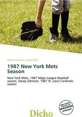 1987 New York Mets Season