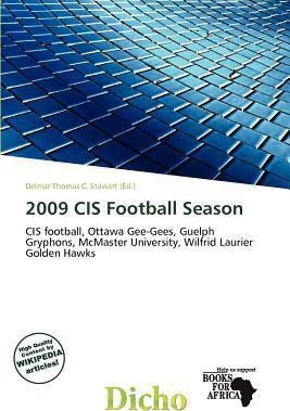 2009 Cis Football Season