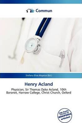 Henry Acland