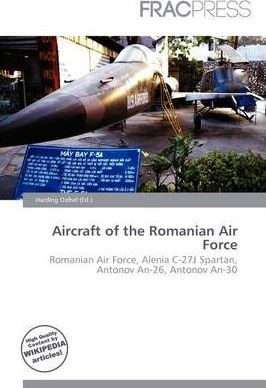 Aircraft of the Romanian Air Force