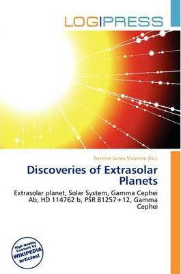 Discoveries of Extrasolar Planets