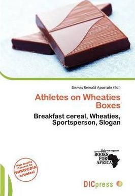 Athletes on Wheaties Boxes