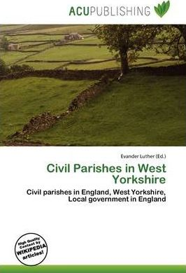 Civil Parishes in West Yorkshire