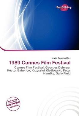 1989 Cannes Film Festival