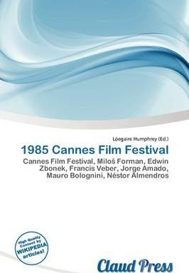 1985 Cannes Film Festival