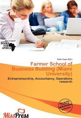 Farmer School of Business Building (Miami University)